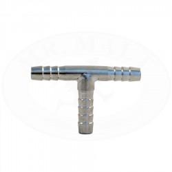 T konektor inox 7mm