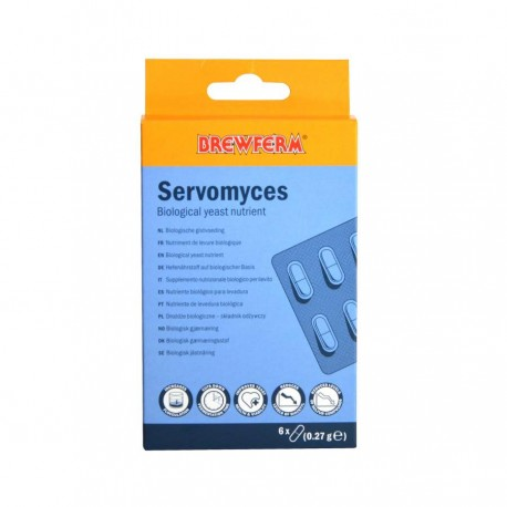 Servomyces hrana za kvasac - Brewferm