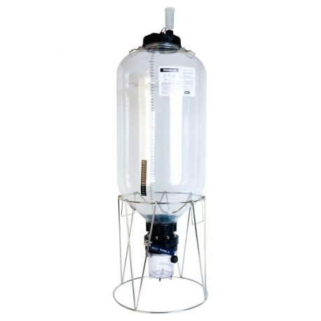 Plastic conical fermentor Fermzilla™ - 55l