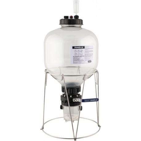 Plastic conical fermentor Fermzilla™ - 27l