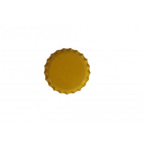 Rumeni kronski zamaški 26mm - 100