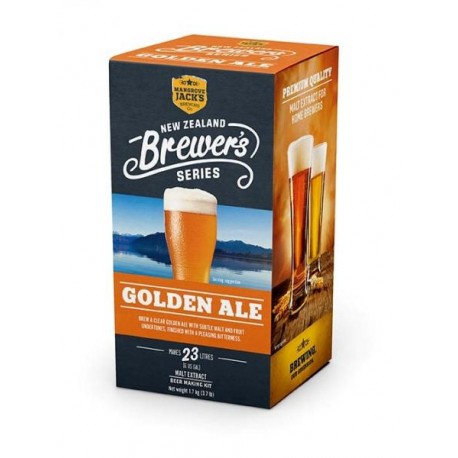 Mangrove Jack's New Zealand Brewers Series Golden Ale