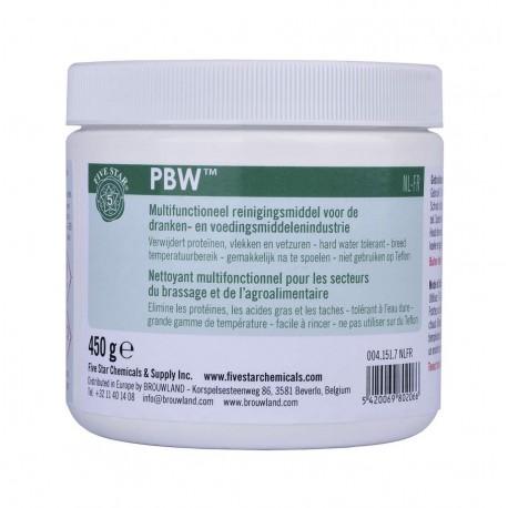 PBW - 450g