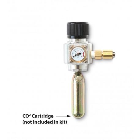 prijenosni regulator CO2 - Corny keg
