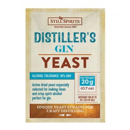 Still Spirits Distiller's Gin kvas
