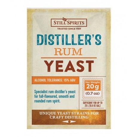 Still Spirits Distiller's Rum kvas