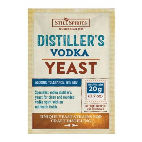 Still Spirits Distiller's vodka kvasac