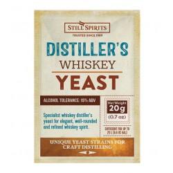 Still Spirits Distiller's Whiskey yeast
