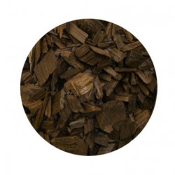 French Oak Chips - heavy toasted - 250g