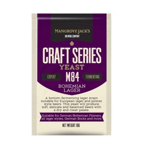 Mangrove Jack's Bohemian Lager M84