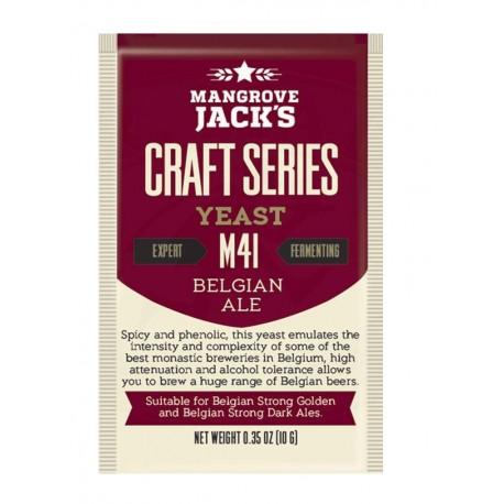 Mangrove Jack's Belgian Ale M41