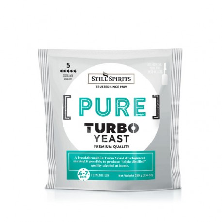 Still Spirits PURE Turbo Yeast