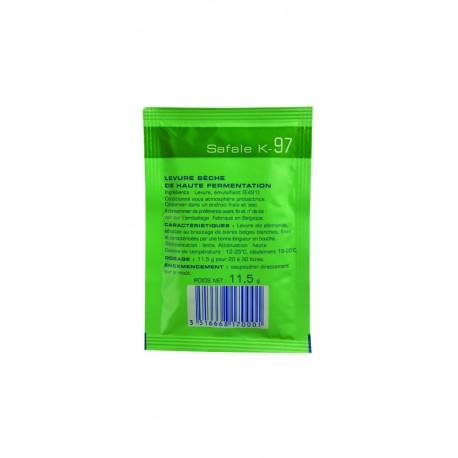 Fermentis Safale K-97 - 11,5g