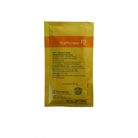 Fermentis Safbrew F2 - 20g