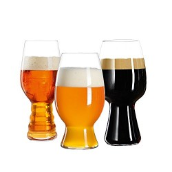 Spiegelau set of tasting glasses (IPA, Stout, Wheat) - 3 pieces