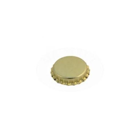 Zlatni krunski čepovi 26mm - 100