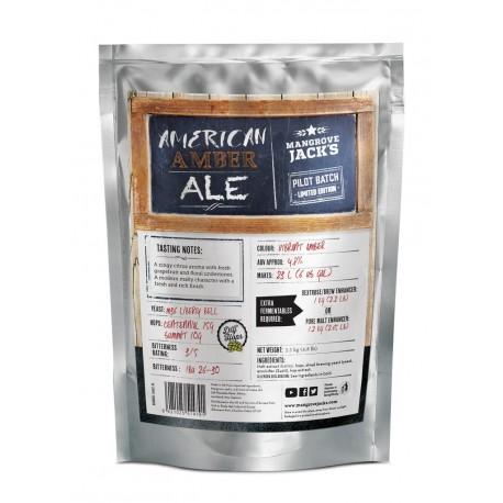 Mangrove Jack's American Amber Ale
