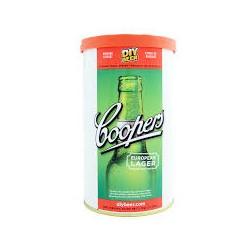 Coopers European Lager celoviti ekstrakt - 1,7kg
