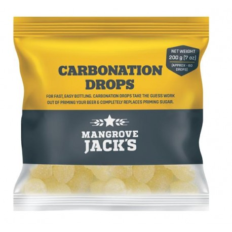 Karbonizacijske tabletke Mangrove Jack's 200g