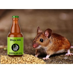 Divja miš IPA