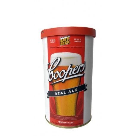 Coopers Real Ale celoviti ekstrakt - 1,7kg