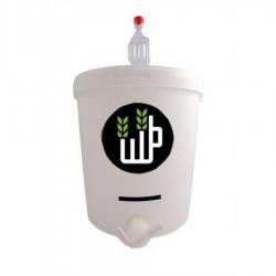 Kompletni plastični fermentor 16L