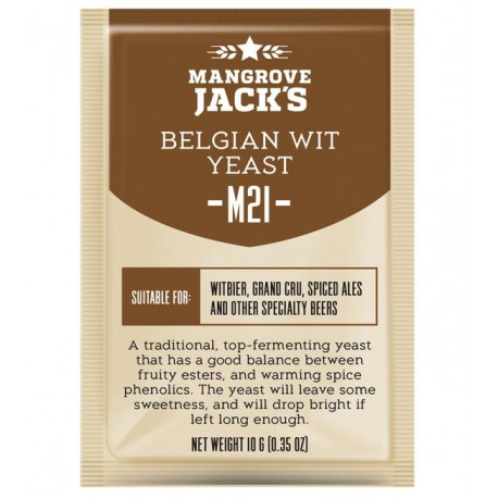 Mangrove Jack's Belgian Wit M21